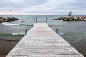 Photograph Of The Week - View From Leuty Lifeguard Station